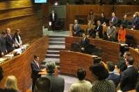 Pleno. - La Junta General quiere un informe sobre los trabajos de Gitpa antes de julio