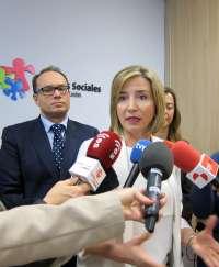 Alicia García anuncia la próxima creación en CyL de la Red de Municipios por la Igualdad