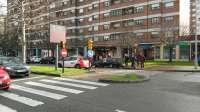 Sucesos.- Una mujer resulta herida al sufrir un atropello en Gijón