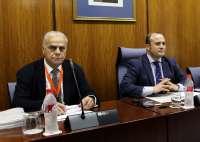 AMPL.-Interventor no ve menoscabo de fondos en la formación y asegura que la Junta cumplió sus recomendaciones