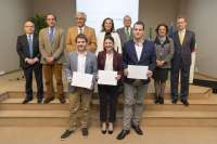 Un estudio sobre las posibilidades del oro logra el Premio 'CicCartuja-Ebro Foods' de jóvenes investigadores