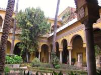 Cultura.- El Palacio de Las Dueñas abrirá sus puertas al público por primera vez antes de Semana Santa