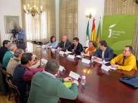 MásJaén.- Diputación traslada a asociaciones rurales disponibilidad a cofinanciar actuaciones con fondos europeos