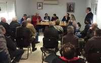 Moreno exige a Junta una transferencia de crédito para atender necesidades en la barriada del Parque Alcosa