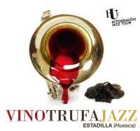 Estadilla (Huesca) une música, gastronomía y enología en la quinta edición del Festival VinoTrufaJazz
