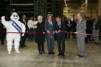 Michelin crea 50 nuevos puestos de trabajo en Álava con la ampliación de su Centro Logístico de Araia