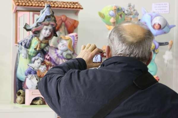 Más de 38.000 personas han visitado la Exposició del Ninot