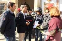 El PP pide la comparecencia en Pleno de la vicepresidenta del Consorcio de Bomberos de la Diputación