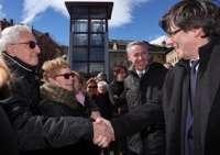 Puigdemont contrasta la falta de acuerdo estatal para formar Gobierno con una Catalunya que