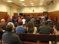Los asuntos en trámite en los juzgados y tribunales canarios se redujeron un 4,5% en 2015