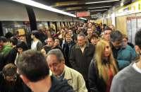 Metrovalencia ofrecerá 140 horas ininterrumpidas de servicio de metro y tranvía del 15 al 20 de marzo