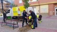 Más de 200 personas mantienen más de 3 millones de metros cuadrados de jardines en Murcia