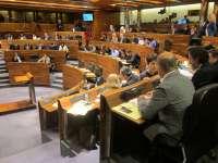 La Junta General, sin actividad en la semana de Semana Santa