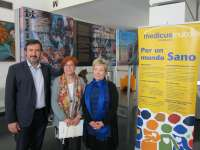 Hospital Mesa del Castillo acoge una exposición de Medicus Mundi para visibilizar la desigualdad en el acceso a la salud