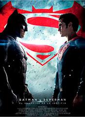 Batman v Superman: El amanecer de la justicia - Cartel