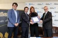 Galicia Calidade otorga a la empresa cárnica Sadepor su certificado de calidad