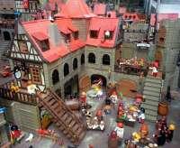 Turismo.- Aljaraque acoge este domingo la 'I Feria Playmobil' de la provincia