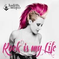 La conquense Judith Mateo estrena el video 'Rock is my life',
