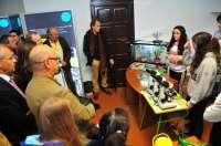 Más de 6.500 visitantes conocen los trabajos de casi mil alumnos en las Jornadas de la Ciencia para Tod@s de Úbeda