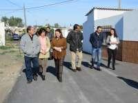 El Profea propicia la reparación total del camino de 'La Choza' de la barriada rural jerezana Las Tablas