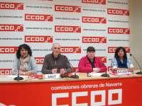 CCOO y UGT consideran