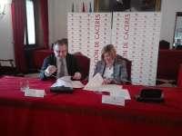 La Diputación de Cáceres destina 60.000 euros para la promoción de los productos con Denominación de Origen