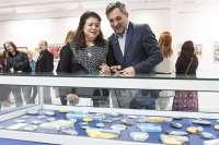 Cultura.- La Galería Alfareros de la Diputación acoge la exposición colectiva '4 Pintoras'