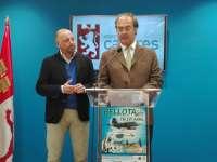 Un total de 182 aeromodelos y 112 pilotos se dan cita en el XXIII Bellota Jet que se celebra en Cáceres