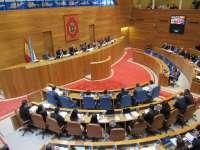 El Parlamento demanda a la Xunta un programa de inserción laboral de mujeres víctimas de violencia machista
