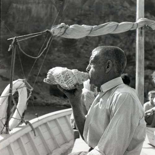 La exposición 'Made in Baleares', recoge 40 obras de fotógrafos internacionales que retratan las Islas durante el s. XX