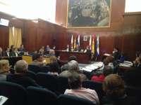 Pleno extraordinario para dar cuenta de la expulsión de Mantecón y modificar el régimen de sesiones