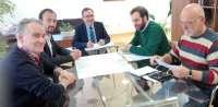 CC.OO y UGT respaldan el parque empresarial de las Excavadas, según equipo de Gobierno