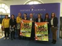 Más de 2.000 deportistas participarán en la Copa Andalucía Oriental de Gimnasia Rítmica, en Vícar