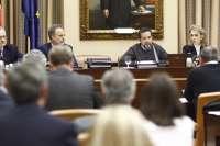 PP y Podemos vuelven a enfrentarse en el Congreso a cuenta de la asistencia de invitados a una comisión