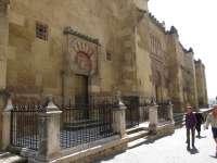 Urbanismo otorga licencia para la restauración de la cubierta de la Capilla Real de la Mezquita-Catedral