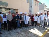 La Junta condena las agresiones sufridas por varios profesionales en el centro sanitario de Lepe