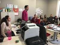 Los talleres de orientación laboral y autoempleo de Diputación comienzan en los municipios y en la UHU