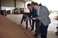 La Junta destina más de 252.000 euros a incentivar la actividad de la empresa Maderas Doñana