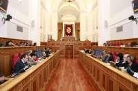 El pleno de las Cortes debatirá este jueves sobre derivación de pacientes a la sanidad privada y agricultura ecológica