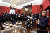 AMP.- Alcalde de Granada defiende su