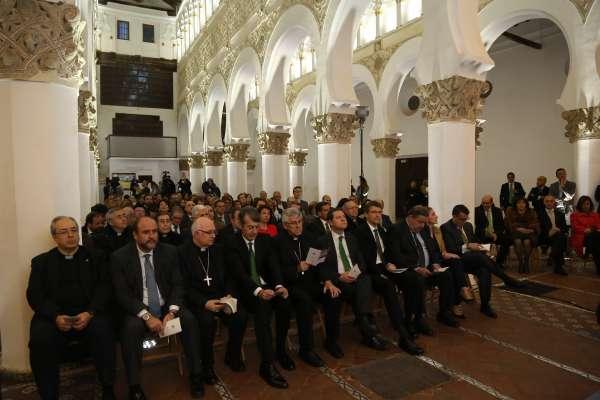 García-Page aboga por potenciar el aprovechamiento del patrimonio cultural de la región como fuente de empleo y riqueza