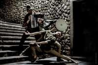 Cultura.- La Fundación CajaSur lleva este viernes a Viana el espectáculo de danza 'Nada personal'
