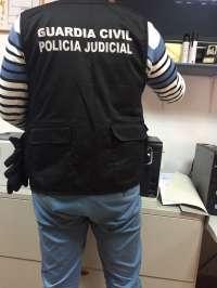 Tres detenidos por robar en una vivienda y un local de hostelería de Llerena (Badajoz)