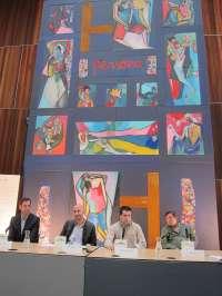 Baluarte acoge 'Persona' de Mikel Belascoain, un proyecto que fusiona arte y neurología