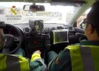Tráfico controlará la velocidad de 20.000 vehículos en las carreteras de la Región