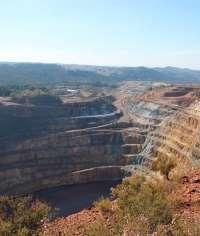 Junta ordena la paralización provisional de los trabajos de vertido de lodos en presas de la Mina de Riotinto