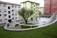 Inaugurado el primer parque con la máxima certificación de calidad en la calle San Sebastián