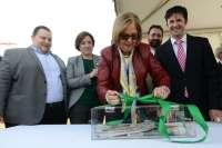 Educación.- Arrancan las obras del nuevo colegio de Churriana de la Vega con una inversión de 2,7 millones