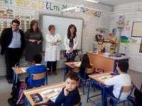 Educación.- Unos 80 alumnos de Marmolejo reciben clases de apoyo en horario extraescolar con el programa PROA