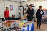 Cultura.- El Instituto de Estudios Almerienses participa en la Feria del Libro de El Ejido